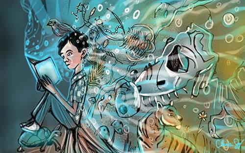 Digital Illustration by Chris Jay
